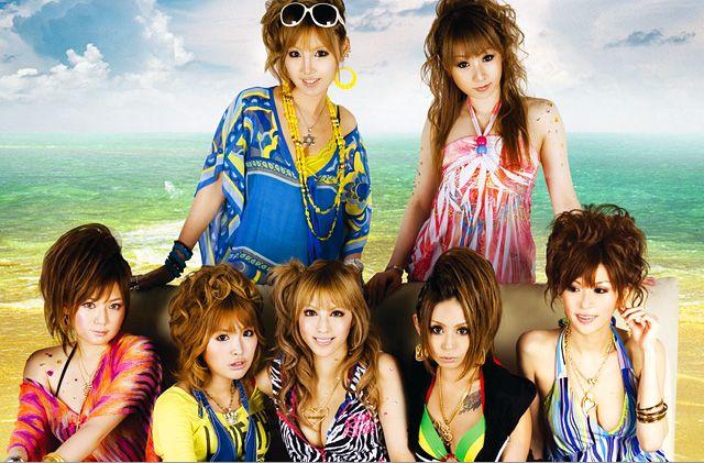キャバ☆レゲ 7 STARS